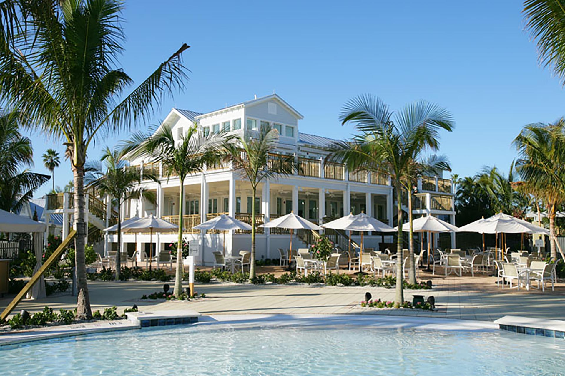 South Seas Island Resort Hurricane Damage