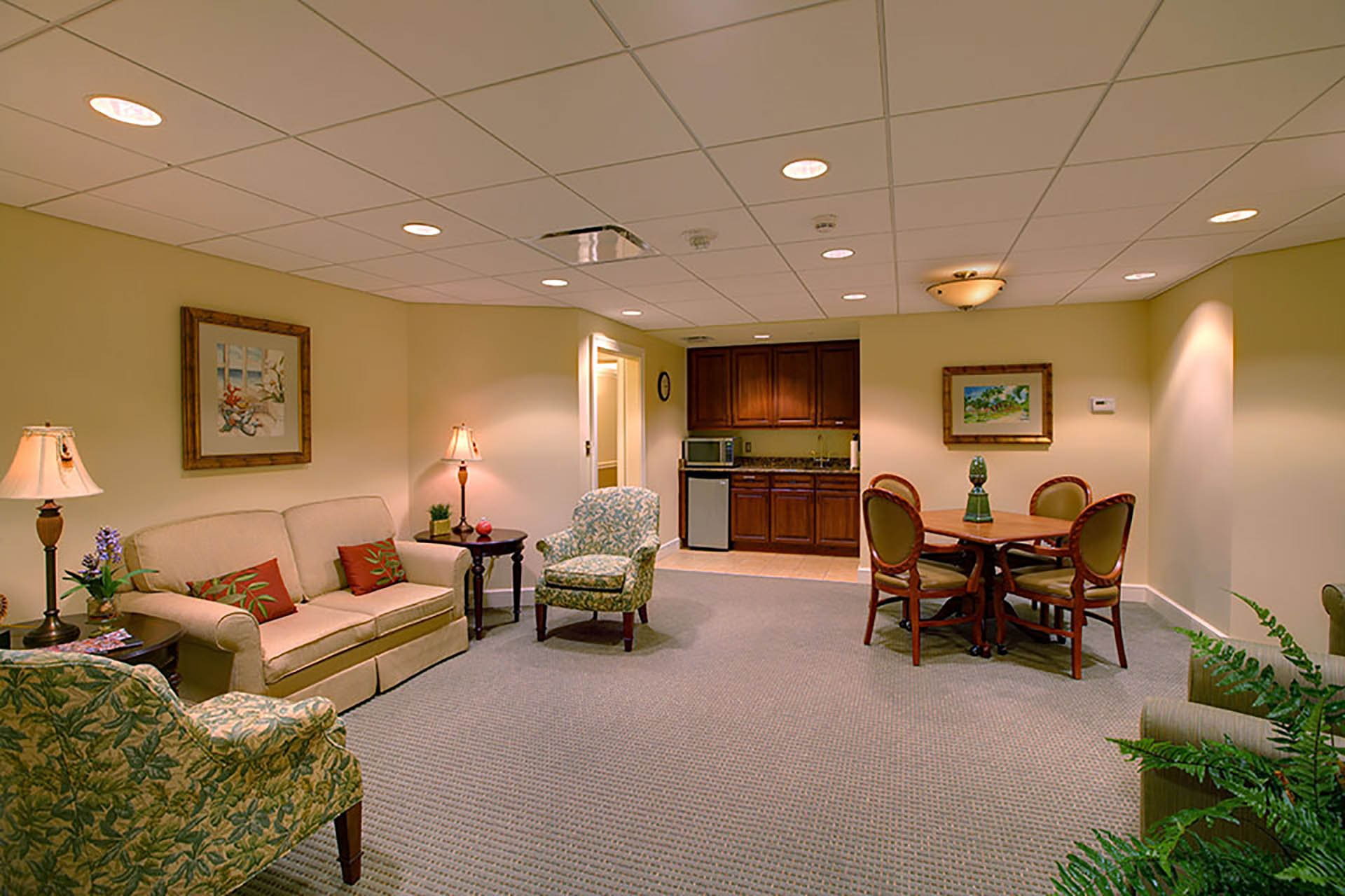 how to build an assisted living facility