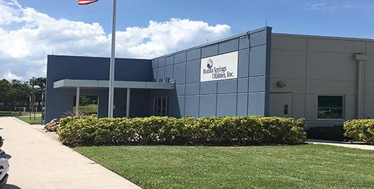 Bonita Springs Utilities, Inc. Operations Service Center