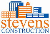 Stevens Construction Logo