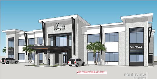 Stevens Construction Headquarters
